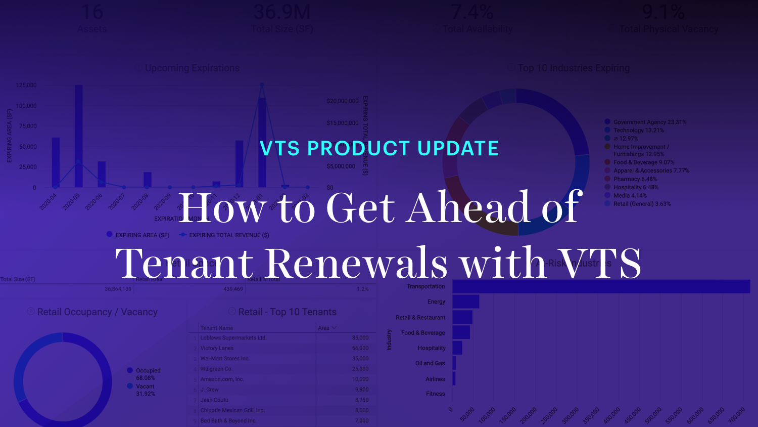 How to Get Ahead of Tenant Renewals with VTS