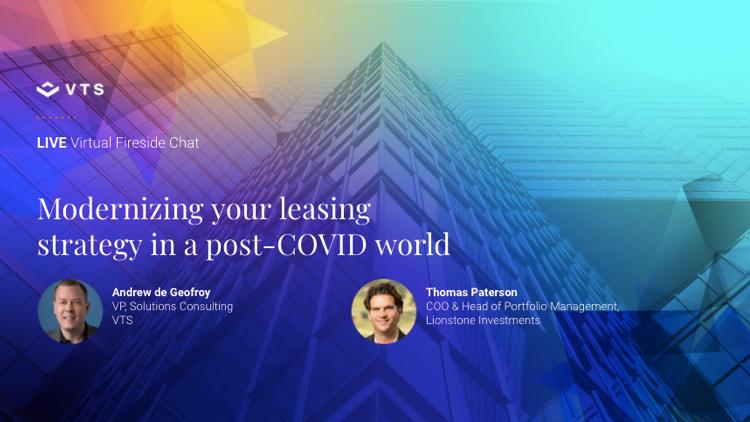 Modernizing Your Leasing Strategy in a Post-COVID World Webinar